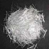 Filamentos picados de fibra de vidrio