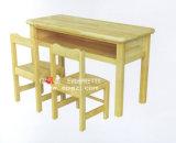 6人の子供のための椅子が付いている幼稚園表、子供の表および椅子(SF-30K)
