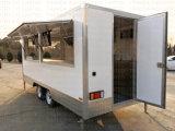 Для мобильных ПК два моста прицепа с кухней для приготовления пищи собака Equipmentshot тележки лагерь для мобильных ПК Ван