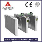 Porta de balanço da barreira da entrada do controle de acesso da autenticação da face
