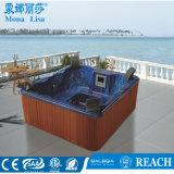 Bañera de Hidromasaje con masaje con asientos de la contribución de cuatro esquinas (M-3316)