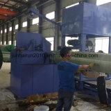 Tubo de alimentação de água de plástico reforçado com tubo de gases de escape do tubo Gre e linha de metro anticorrosão PRFV tubos GRP