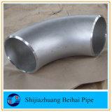 Aço inoxidável 90 graus do cotovelo do tubo de 304L