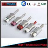 Fiche en céramique de température élevée de prix usine