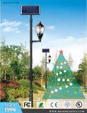 ヨーロッパ式の太陽庭ライト