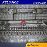 Bouteille en plastique de Pet/PE/PP/PVC réutilisant la machine à laver