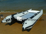 0.9mm-1.2mm PVC High-Speed Inflatable Boat/Fishing Boat /Rib/ Rescue Boat for Dirty