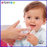 ليّنة طفلة [تيثر] سليكوون للأطفال إصبع [تووثبروش]