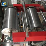 O guardanapo de papel da dobradura automática que faz a máquina fixar o preço gravou 1/4 de guardanapo de dobramento