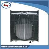 Wd327tad82-Support-1 China que hace el radiador para el radiador de Genset del radiador del cobre del generador