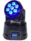 Luz principal movente da mini lavagem para a iluminação do disco (ICON-M005C)