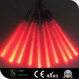 Lumières de Starfall de Noël de DEL pour la décoration de stationnement
