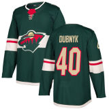 Billig 2018 neuer wilder 11 Zach Parise 20 Ryan Suter 9 Mikko Koivu Devan Dubnyk grüner Zoll der Marken-Anzeigemens-Dame-Kid Minnesota irgendein Name u. keine HockeyJerseys