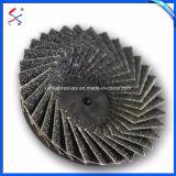 Forte força de atrito do disco da aba da capa de esmerilhamento abrasivo