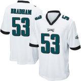 Филадельфия Даррен Sproles Брэндон Грэм Bradham американского футбола индивидуальные футболках NIKEID