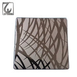 304 Stainless Steel Etching Plate for Decorative Material