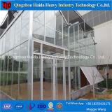 高く軽い伝送のレートガラスの温室