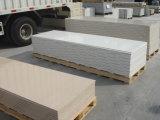 Oppervlakte van het Blad Corian van China de In het groot 12mm Witte Acryl Stevige (GB101)