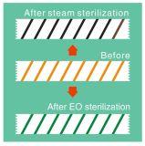 Cintas calientes del indicador de la esterilización del vapor de la presión de venta
