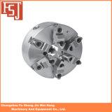 Pneumatische CNC van de Klem het Draaien Machine