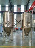 Varias especificaciones de tanques de fermentación y sistemas de sacarificación