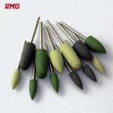 歯科材料のゴム製粉砕のヘッド歯科ゴム製ポリッシャの価格