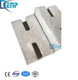 De standaard Hamer van de Maalmachine van het Effect van het Chroom voor het Verpletteren van Kalksteen