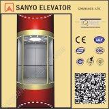 M. ascenseur rond de panorama de 180 degrés (modèle : SY-GB-3)