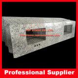 Banc Dessus-Samoa Topazio Imperiale de Worktop de partie supérieure du comptoir de granit