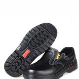 أسود لا شريط مضادّة تحطّم أمن أحذية