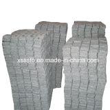 Im Freienwürfel-unpolierter Granit-Pflasterung-Stein