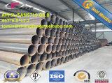 Tubos de acero de carbón del API 5L/ASTM A53/EN10210 S235J0H ERW/HFW