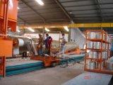 Pipe de ponceau d'éolienne de pipe de fibre de verre de GRP FRP faisant la machine