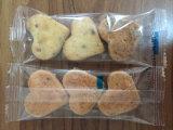 Máquina de embalagem de cookie Heart-Shaped automática