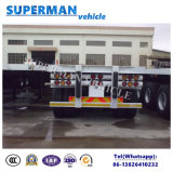 De sac à air de suspension de conteneur de camion remorque à plat semi