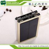 試供品の太陽電池の充電器力バンク