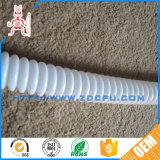 Manguito hidráulico de alta presión reforzado derecho tejido del acero inoxidable/manguito espiral