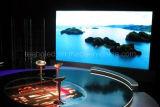 Una pantalla de visualización de interior video más barata de LED de la pared P10 1/8s