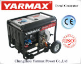 Yarmax 178f power generator Diesel generator gene set 3000W Electric Starting with Battery