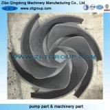 機械装置のためのステンレス鋼の投資か精密鋳造の水ポンプの予備品