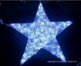 LED 훈장 주제 크리스마스 공 빛 휴일 정원 빛