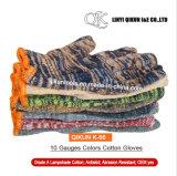 K-86 toutes les tailles de couleurs Poids de la sécurité au travail des gants de coton tricotés