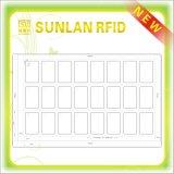 シンセンOEM__Cardの象眼細工シート/RFIDのISOフォーマットのカードのための無接触のカードの象眼細工かPrelam Sheet/RFID Inlay/RFID Prelam