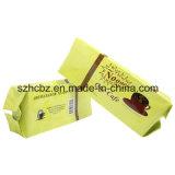 Plastikvakuumrobbenfleisch-vakuumverpackender Beutel-Nahrungsmittelgemüsefrucht-Kaffee