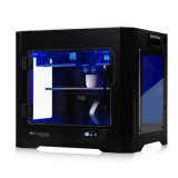 Kit negro de la impresora de Ecubmaker DIY 3D con dos Rolls de filamento