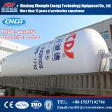 液体窒素のアルゴンの二酸化炭素タンク