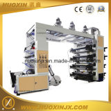 2-8 Color High Speed ​​Flexo Printing Machinery