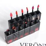 De Vloeibare Lippenstift 6 Kleuren Vloeibare Lipgloss van de Steen van Veronni
