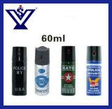 брызг слезоточивого газа CS 60ml воинский тактический для полиций (SYSG-167)