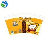 Ventilateur remplaçable de cuvettes de papier d'OIN 9001 de Sqs pour l'usager de fête